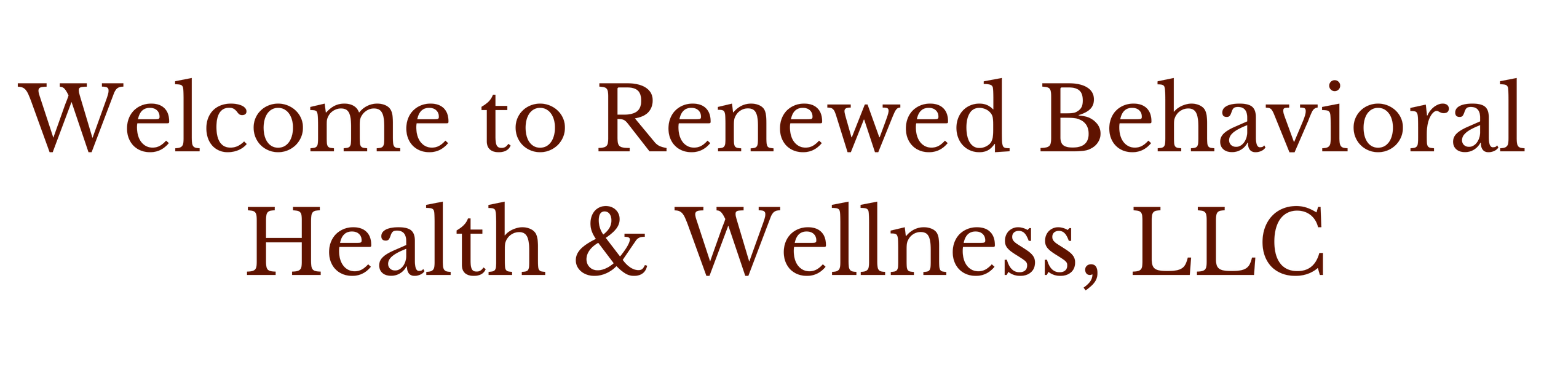 Renewed Behavioral Health | Maryland 20746